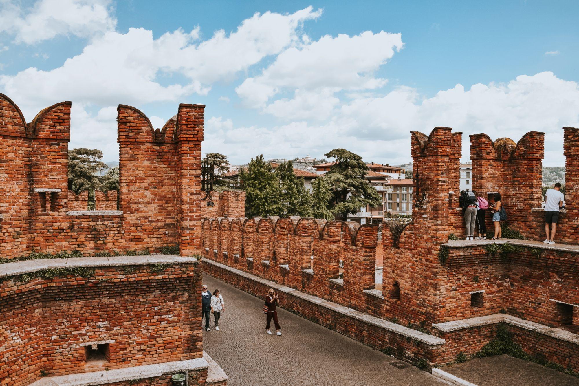 Verona in giornata