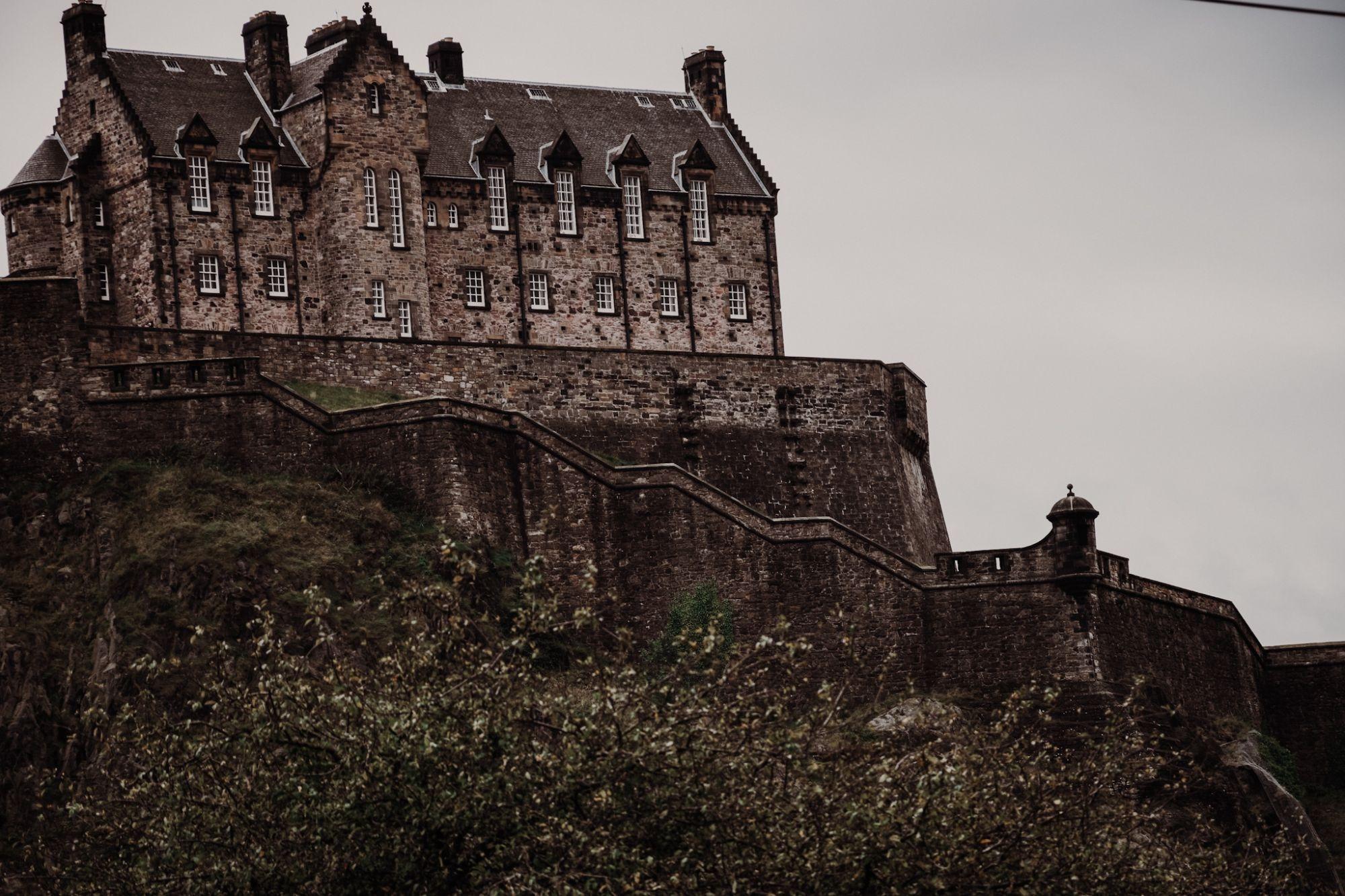 Mezza giornata ad Edimburgo